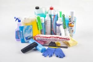 Productos de limpieza Salgado Santiago de Compostela
